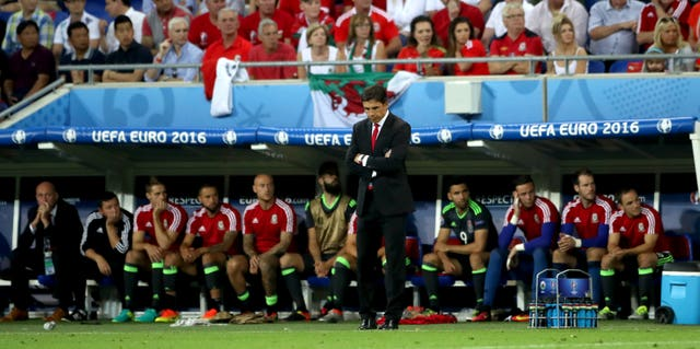 Chris Coleman led Wales to the semi-finals of Euro 2016