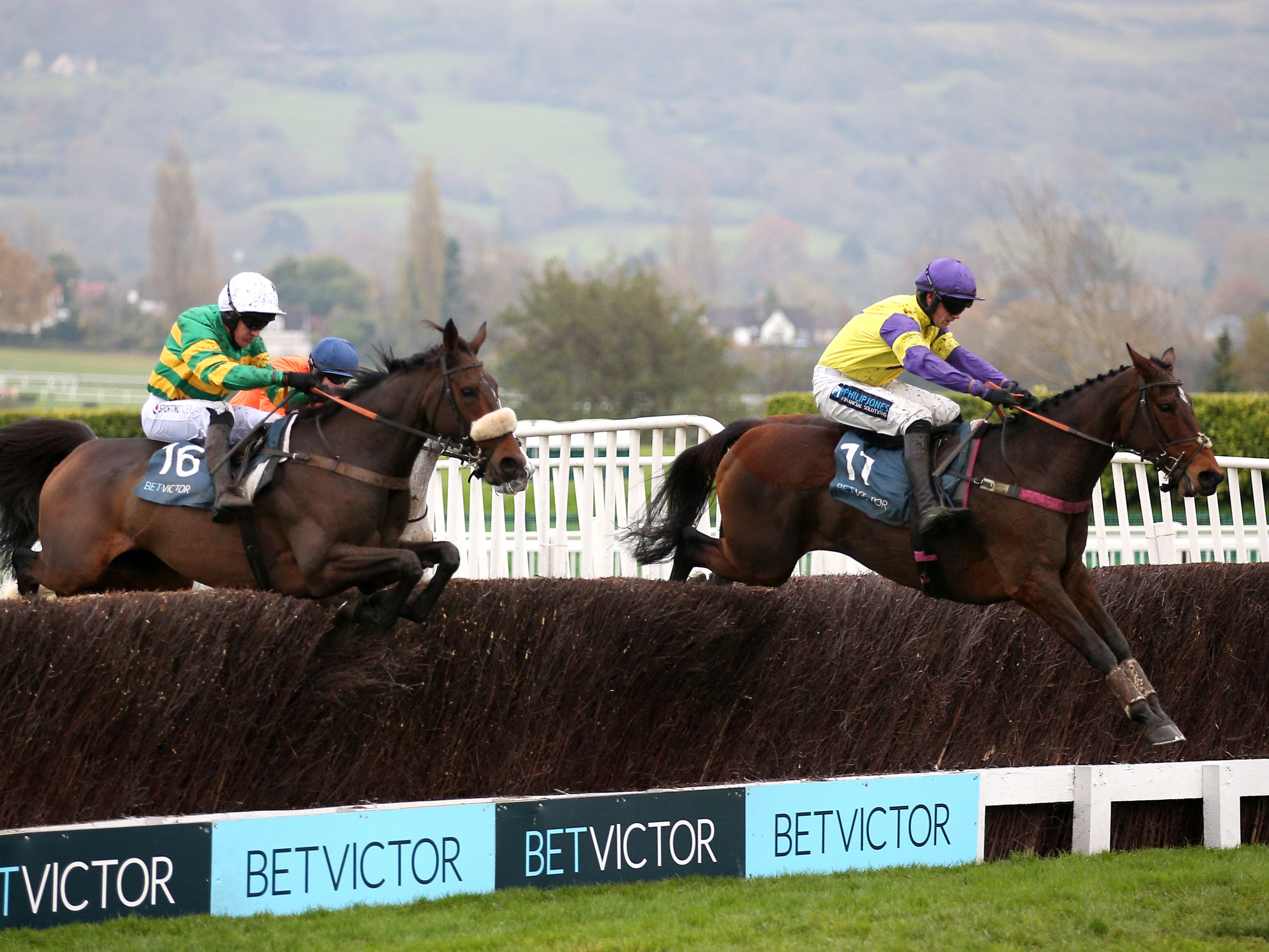 Happy Diva heads to Carlisle on Sunday (Nigel French/PA)