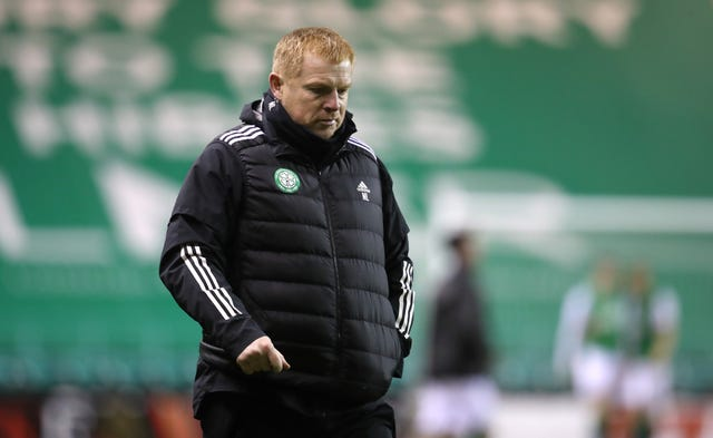 The pressure is on for Celtic manager Neil Lennon