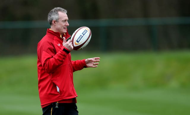 Rob Howley returned home from the World Cup in September