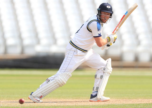 Jonny Bairstow managed an innings of 75 in his first red-ball match for Yorkshire in two years