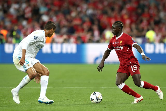 The 2018 Champions League final between Liverpool and Real Madrid did not feature VAR