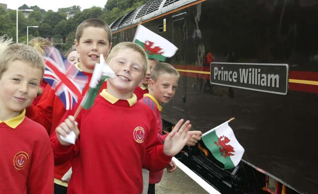 The Prince William locomotive