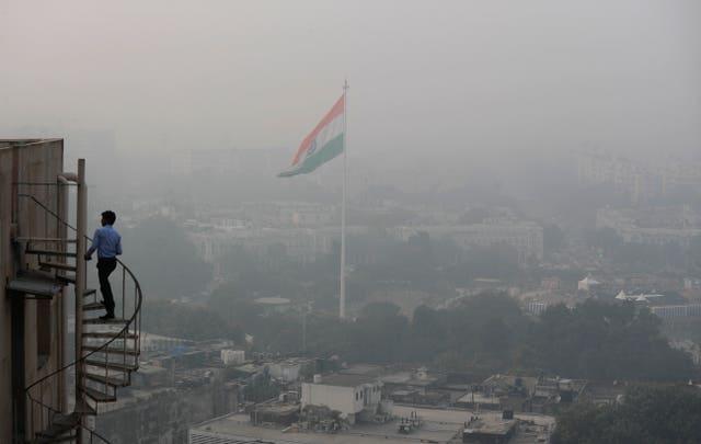 India Toxic Air