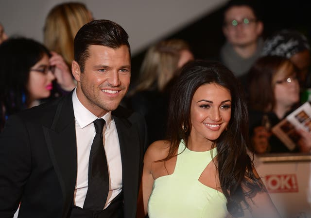 National Television Awards 2014 – Arrivals – London