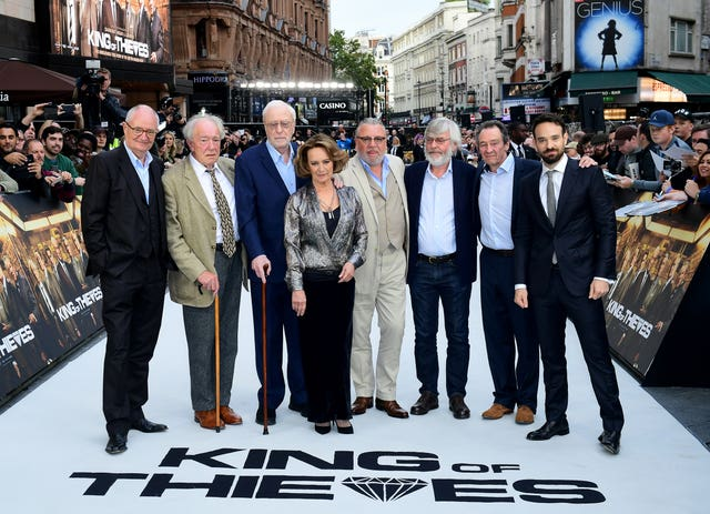 King Of Thieves cast
