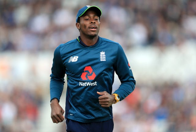 Jofra Archer has earned his place in England's World Cup squad according to Joe Root.