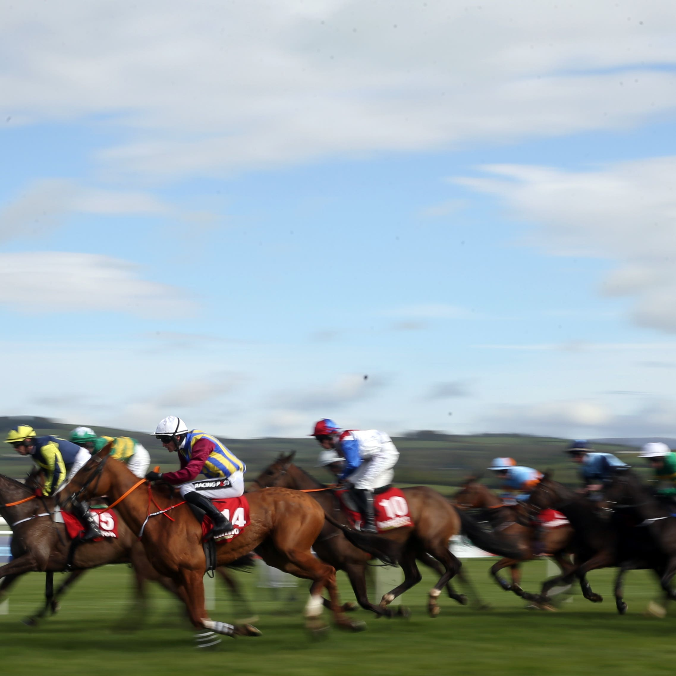 All eyes are on ground conditions at Punchestown