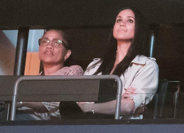 Doria Ragland could walk her daughter Meghan Markle down the aisle instead (Danny Lawson/PA)