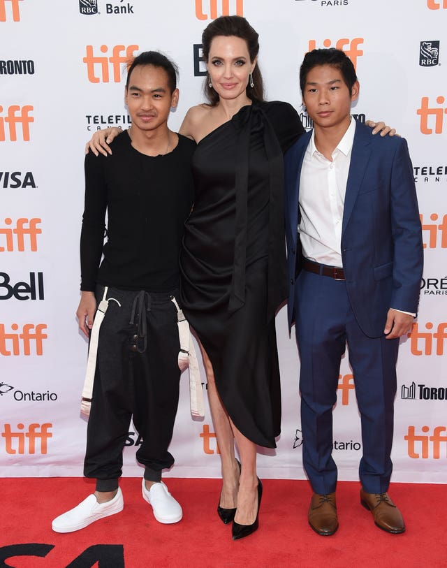 First They Killed My Father premiere