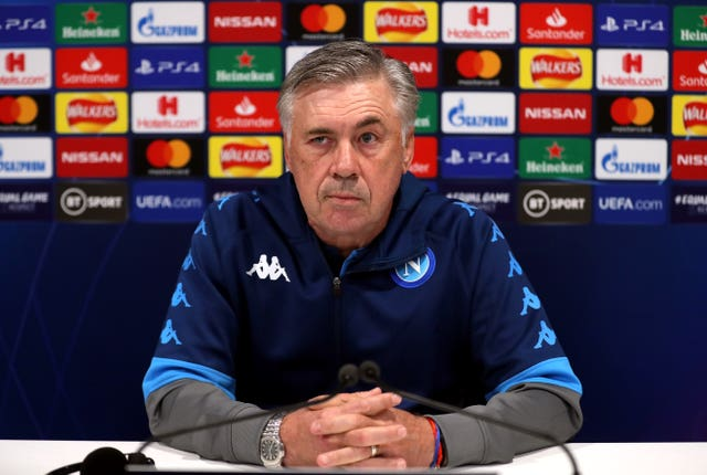 Carlo Ancelotti is set to take over at Everton