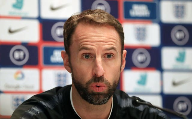 Gareth Southgate defended his handling of the matter