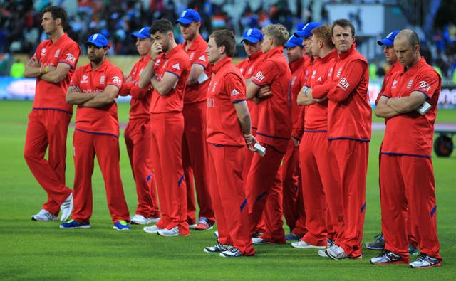 England suffered another major final defeat