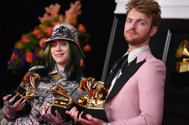 63rd Annual Grammy Awards – Press Room