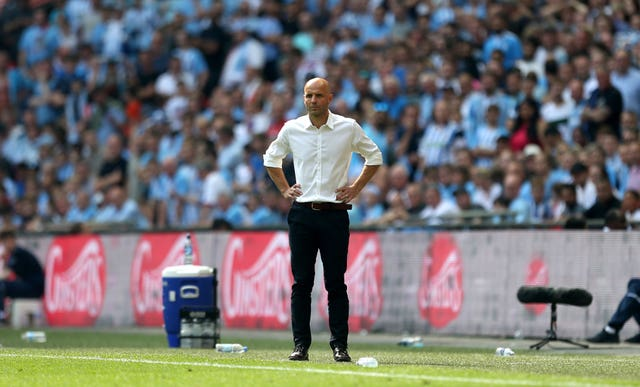 Exeter lost the 2017 and 2018 League Two play-off finals under former manager Paul Tisdale