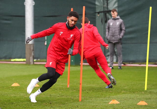 Liverpool Training – Melwood Training Centre