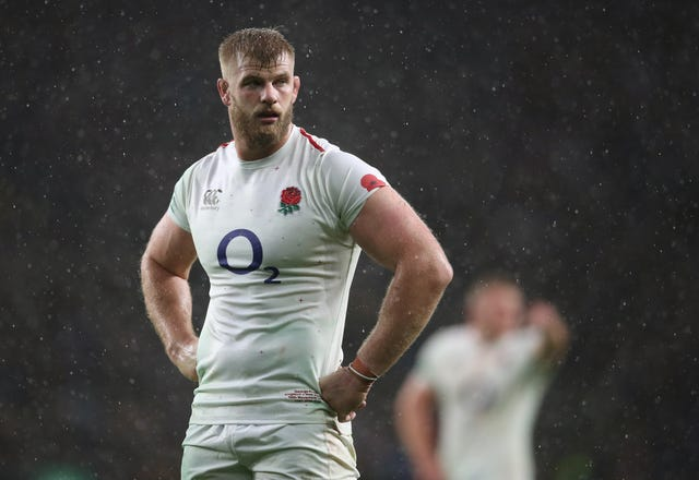 George Kruis has made a full recovery from ankle surgery