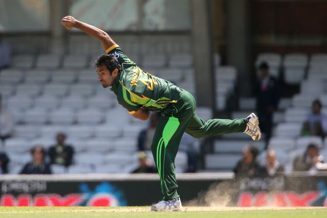 Wahab Riaz has not played on ODI for almost two years