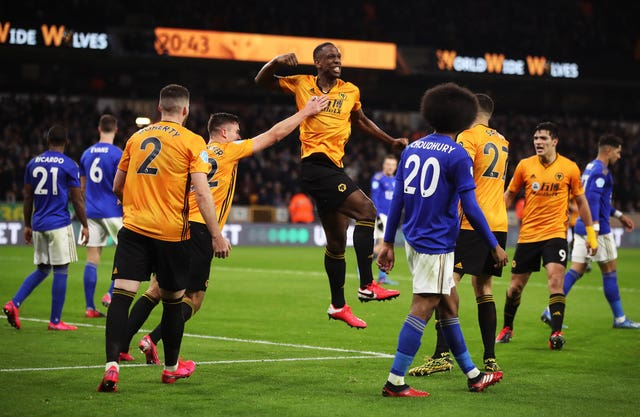 Willy Boly's celebrations were short-lived