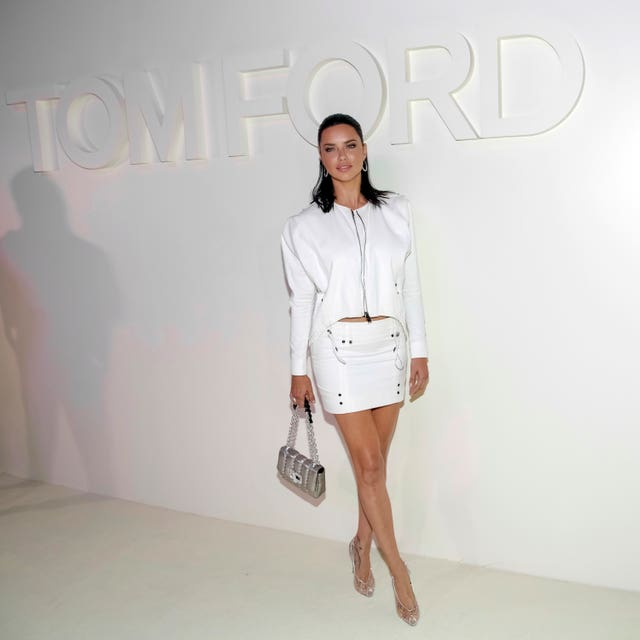 NYFW Spring/Summer 2019-Tom Ford SS19 Show