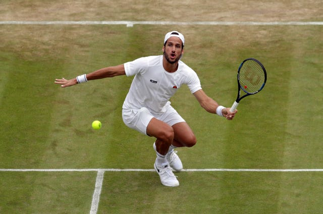 Feliciano Lopez has been a regular feature at Wimbledon since 2002
