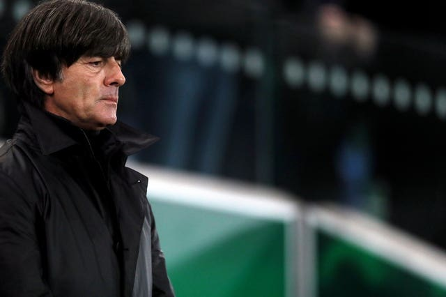 Germany manager Joachim Low branded the foul on Leroy Sane 'vicious'