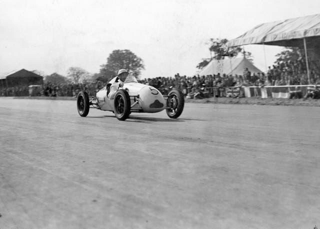 Formula One Motor Racing – RAC 500cc Race – Silverstone 1948