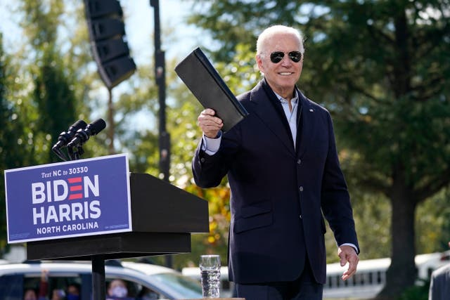 Election 2020 Biden