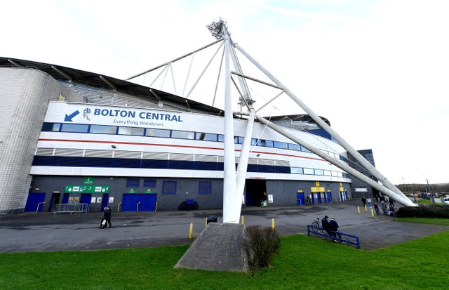 Bolton owner Anderson said the adjournment of court proceedings would give him time to finalise the sale of the club