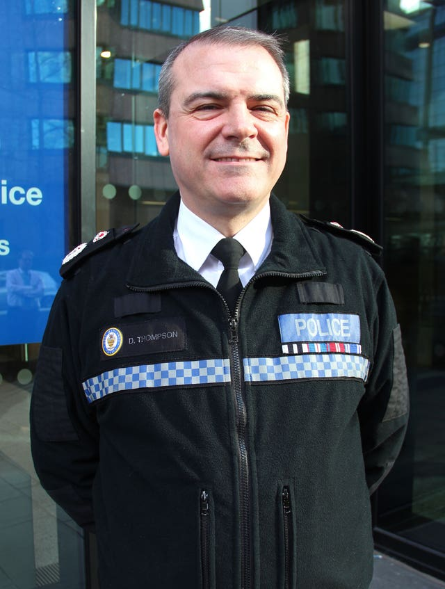 Chief constable of West Midlands Police