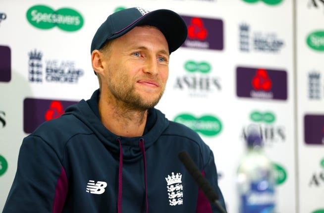 Root is determined to lead the England Test side forward