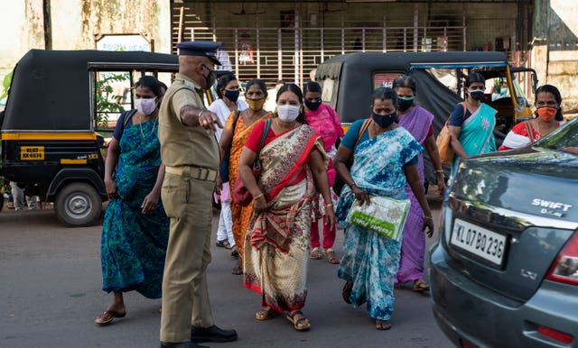 India is expected to pass the United States as the pandemic's worst-hit country within weeks