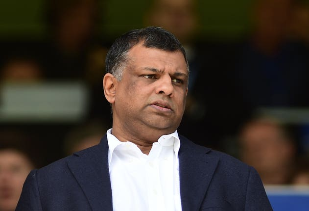 QPR co-owner Tony Fernandes backed the actions of the club's under-18 players