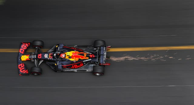 Red Bull's Pierre Gasly competes during second practice at May's Monaco Grand Prix. The Frenchman went on to record the fastest lap of the race but had to settle for fifth place as eventual world champion Lewis Hamilton triumphed on the streets of Monte Carlo for the third time