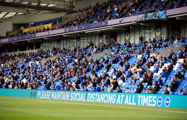Brighton and Hove Albion v Chelsea – Pre-Season Friendly – AMEX Stadium