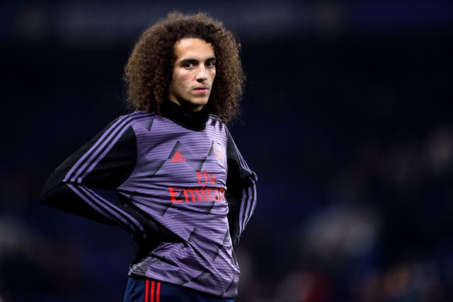 Guendouzi is believed to have fallen out with Arteta