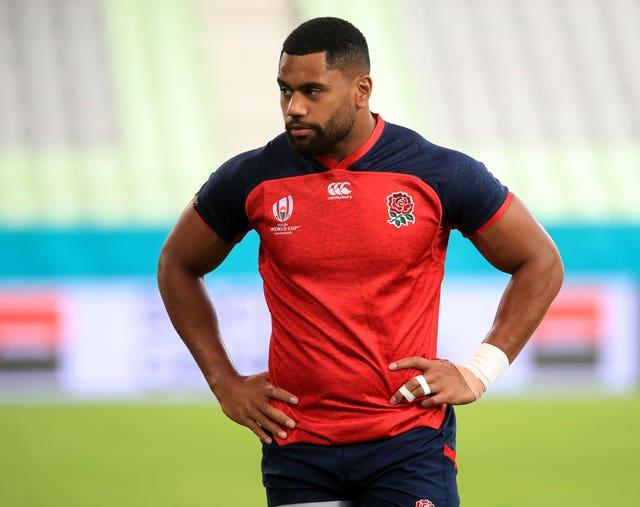 Joe Cokanasiga is back in England's squad