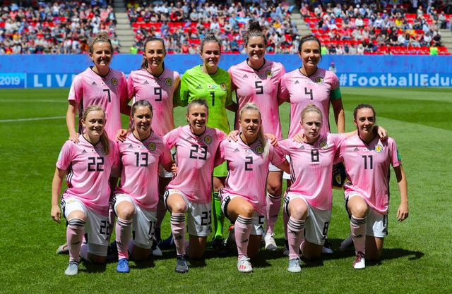 Japan v Scotland – FIFA Women's World Cup 2019 – Group D – Roazhon Park