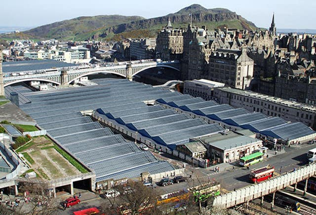 Waverley Station refurbishments