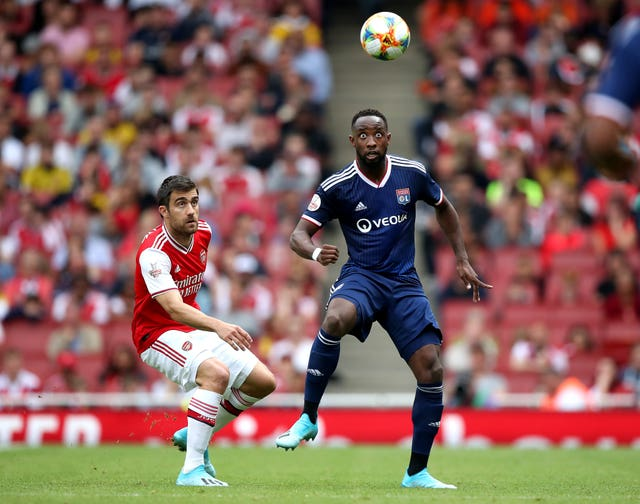 Arsenal v Olympique Lyonnais – Pre-Season Friendly – Emirates Stadium