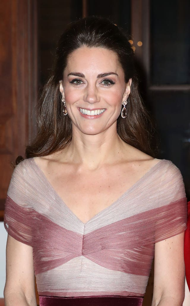 Kate at the 100 Women in Finance Gala Dinner