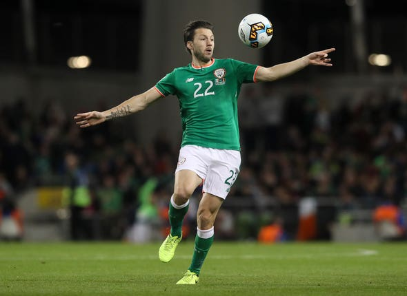 Harry Arter is among the absentees