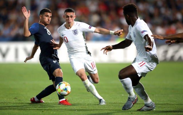 England U21 v France U21 – UEFA European Under-21 Championship – Group C – Dino Manuzzi