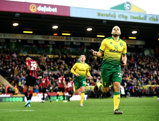 Norwich's Teemu Pukki plundered 29 goals during his last season in the Sky Bet Championship