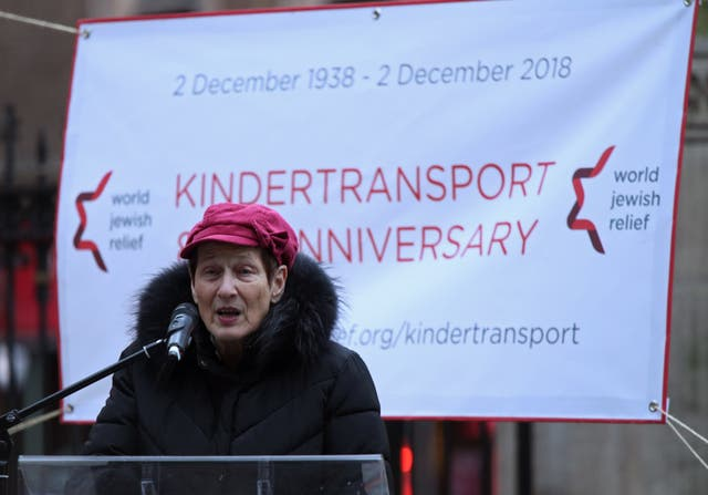 80th anniversary of first Kindertransport