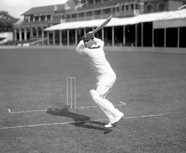 Cricket – Surrey County Cricket Club – Jack Hobbs – The Oval