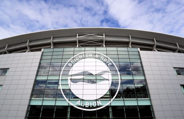 Brighton were against the use of neutral grounds from the offset