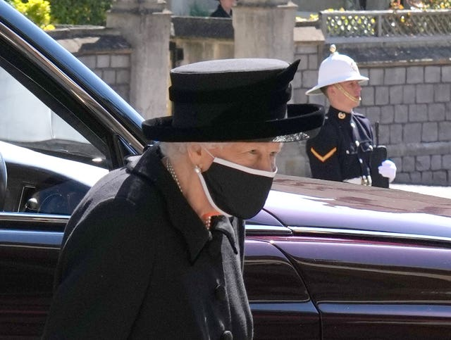 Duke of Edinburgh funeral