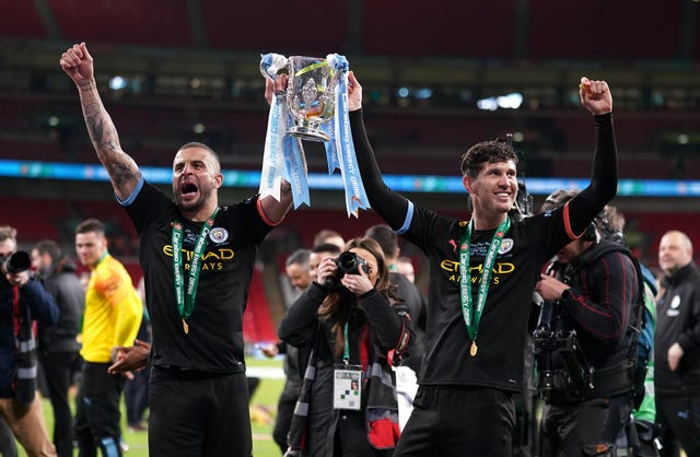 Aston Villa v Manchester City – Carabao Cup – Final – Wembley Stadium