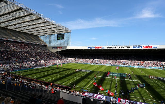 Castleford Tigers v Leeds Rhinos – Betfred Super League – Magic Weekend – St James' Park